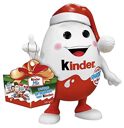 Bonbons Tirelire Kinder