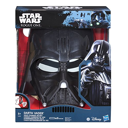 STAR WARS- SW Movie E7 Mascara electrónica Darth Vader,, única (Hasbro C0367EU4)