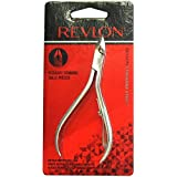 Revlon Cuticle Nipper, Full Jaw (Pack Of 2) By Revlon