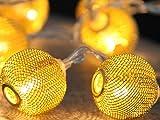 """LED-Lichterkette """"Net Balls"""""""