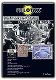 : Briefmarken-Katalog Deutsches Reich mit Kolonien und Gebieten