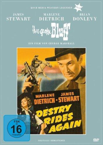 Der große Bluff Marlene Dietrich Dvd
