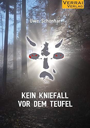 Buchseite und Rezensionen zu 'Kein Kniefall vor dem Teufel' von Uwe Schönhar