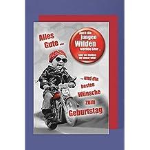 Suchergebnis auf Amazon.de für: geburtstagskarte motorrad