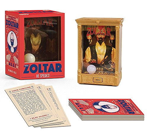 Mini Zoltar: He Speaks! (Miniature Editions) por Zoltar