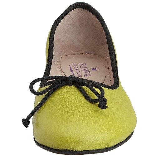 Pump & Circumstance Nanette Ballet, Chaussures fille Vert