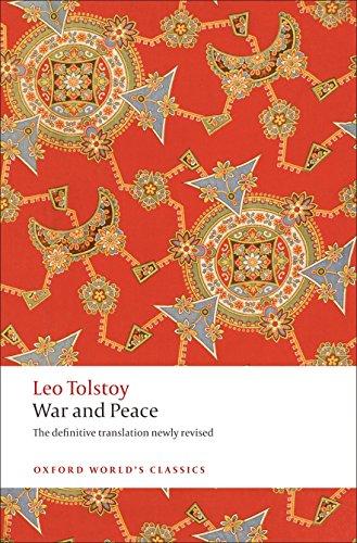 War and Peace (Oxford World's Classics) - Englisch Oxford übersetzung