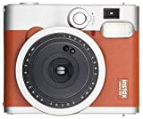 #4: (Certified Refurbished) Fujifilm Instax Mini 90 Neo Classic Instant Film Camera (Brown)