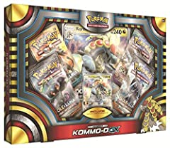Idea Regalo - POKEMON SET KOMMO-O GX in ITALIANO