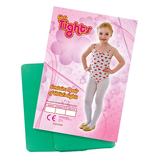 Bristol Novelty ba741b 7/10 Med Kinder Tight, grün, One Size