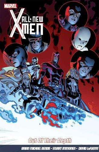 All-new X-men Vol.3: Out Of Their Depth (Xmen Vol 3)