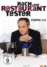 Christian Rach - Rach, der Restauranttester Staffel 1+2 [4 DVDs] hier kaufen