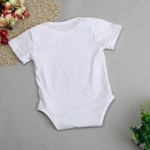squarex Infant Baby Kids Girl Boy Print Romper Jumpsuit Outfits Sunsuit Clothes