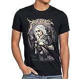 style3 Drachenmutter T-Shirt Herren thrones stark daenerys targaryen game, Größe:XXXL