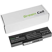 Green Cell® Extended Serie Portátil Batería para LG E500 Ordenador (6600mAh)
