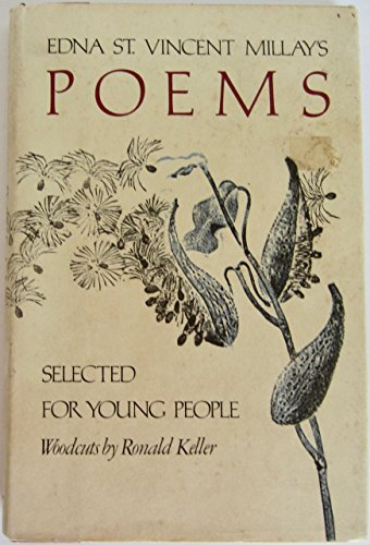 Edna St. Vincent Millay's Poems Selected for Young People