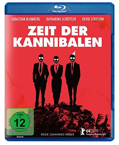 Zeit der Kannibalen [Blu-ray]