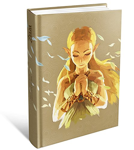 Legend of Zelda : Breath of the Wild Collector's Edition (Lösungsbuch)