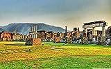 Rompecabezas Puzzle 1000 Piezas Pompeya Scavi Ruinas Astrewn Juguetes Educativos Para Niños