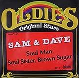Soul Man / Soul Sister, Brown Sugar [Vinyl Single 7'']