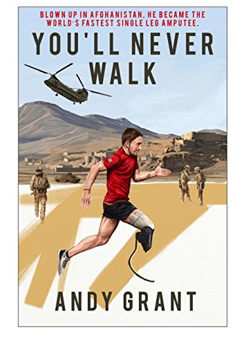 You'll Never Walk (English Edition) eBook: Andy Grant