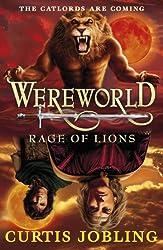 Wereworld: Rage of Lions (Book 2): Rage of Lions (Book 2) (Wereworld series)