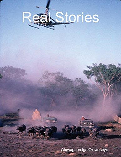 Real Stories book cover