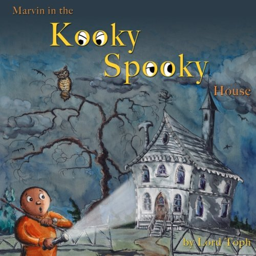 Marvin in the Kooky Spooky House: A Halloween Adventure