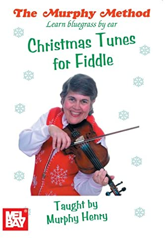 Christmas Tunes for Fiddle-Learn Bluegrass By Ear [Import anglais]