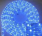 15 Meter LED Lichtschlauch 12 V - blaue LED - 36 LED je Meter - ca. 15 Meter