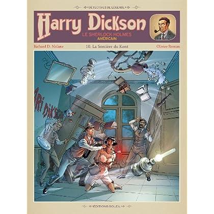 Harry Dickson T10 - La Sorcière du Kent (NED)