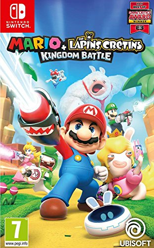 Mario + The Lapins Crétins: Kingdom Battl