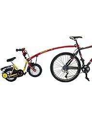Olympique Cycles Trailgator Suiveur Rouge Taille Unique