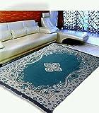 #3: Zesture Bring Home Premium Living Room cotton touch Carpet / rug /durries -(7 X 5 , Multicolor)