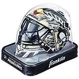 Franklin Sports NHL League Logo Mini Masque de Gardien, Mixte, Pittsburgh Penguins