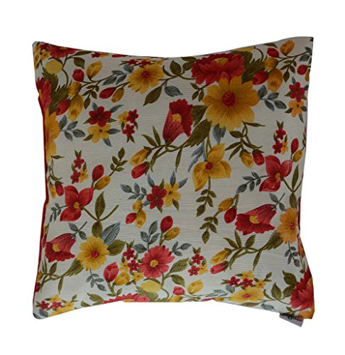 meSleep Printed Dupioni Silk Cushion Covers