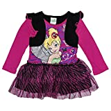 Disney Tinkerbelle T¡§?ll-Kleid f¡§?r kleine M?dchen (Fuschia 2T)