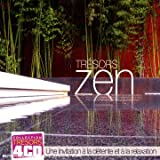 Coffret 4 CD : Trésors Zen