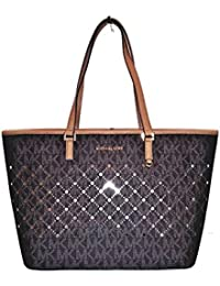 Rishil World Michael Kors Violet Shoulder Bag