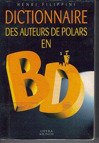 Dictionnaire des auteurs de polars en BD