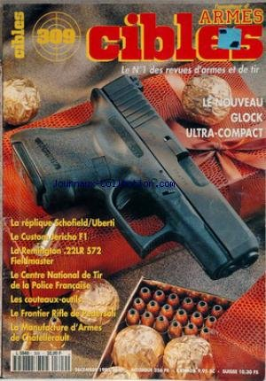 CIBLES [No 309] du 01/12/1995