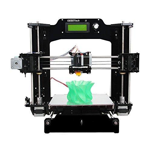Geeetech 3D Drucker Acrylic Prusa I3 X - 2