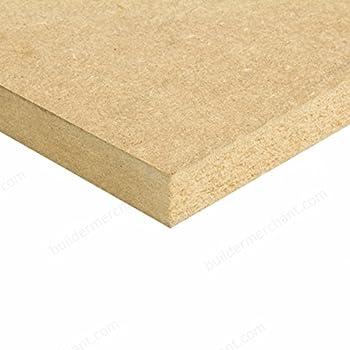 buildermerchant .com 2x2ft Hardwood Plywood 18mm 610mm x 610mm x 2ft