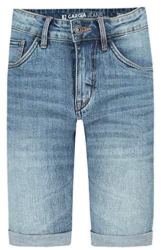 Garcia Kids Jungen Tavio Shorts, Blau (Medium Used 6601), 170 (Teen Boy Shorts)