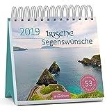 Irische Segenswünsche 2019: Postkartenkalender