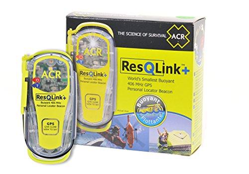 ACR ResQlink+ PLB - Programmé pour l'enregistrement...