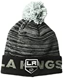 adidas Los Angeles Kings Cuffed Pom Knit NHL Wintermütze