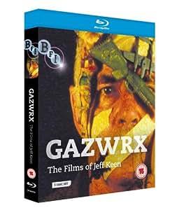 Gazwrx - The Films Of Jeff Keen [Blu-ray] [1960] [Region Free]