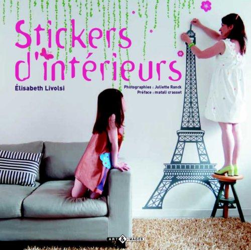Stickers d'intérieurs par Elisabeth Livolsi