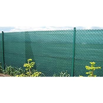 Bekannt Amazon.de: Sichtschutz Netz in grün - 1, 2 m Hoch und 25 m Lang HF67